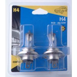 Autolamp H4 - 12V - 60/55W - 2 stuks ***