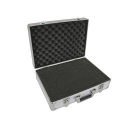 Aluminium gereedschapskoffer 455x330x152mm