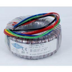 Ringkerntransformator 250VA 2x18V 6,9A