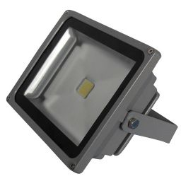 30W -4000K LED schijnwerper voor buitenshuis (IP65) - Koud wit ***