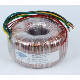Ringkerntransformator 500VA 2x20V 12,5A