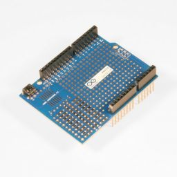 Arduino prototyping shield Rev 3 om eigen circuits te bouwen