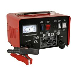Draagbare enkelfasige lader voor 12/24V lood-zuurbatterijen