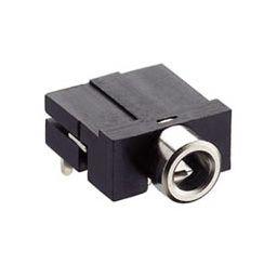 3,5mm Stereo Chassis Vrouwelijk - Voor op print
