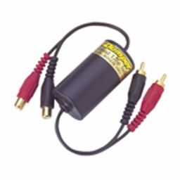 Groundloop isolator 10K/10K