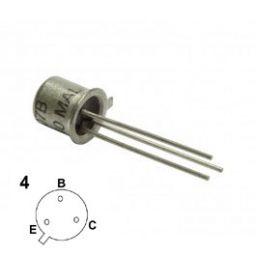 BC107B LF transistor NPN 45V 100mA    TO-18