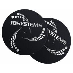 SET slipmats JB-SYSTEMS (2 pcs)