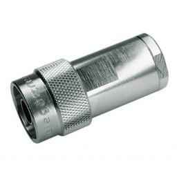 N connector - Mannelijk - Soldeeruitvoering - Voor RG213 kabel