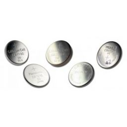 Lithium Button Cell 3V 30mAh - 10  x 2,5mm