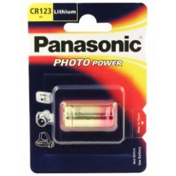 Panasonic Lithium 3V 1450mAh - 17 x 35mm