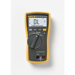 True RMS Multimeter voor elektronische basismetingen