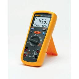 Multimeter met isolatietestfunctie tot 1000V.