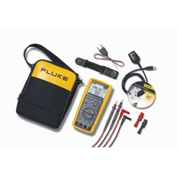 True RMS multimeter met datalogging, en software.
