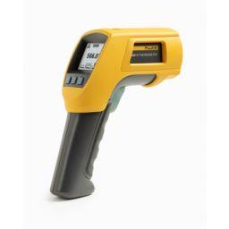 Gecombineerde infrarood- en contactthermometers met logfunctie