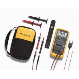 Fluke-87V multimeter kit.