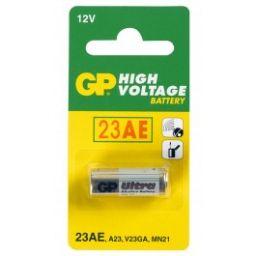 GP Alkaline - 12V 33mAh - 10 x 28mm