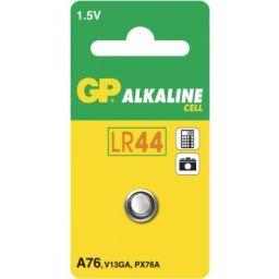 GP Alkaline - 1,5V 110mAh - 11,6 x 5,4mm