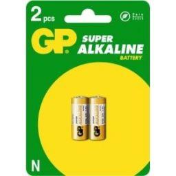 GP Alkali 1.5V 900mAh 2 stuks
