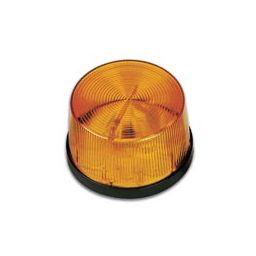Elektronische flitslamp 12VDC - Oranje