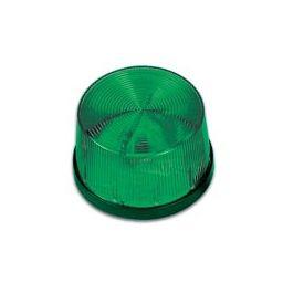 Elektronische flitslamp 12VDC - Groen