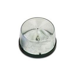 Elektronische flitslamp 12VDC - Wit