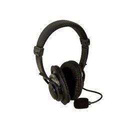 Digitale stereo koptelefoon met microfoon - HPD12 ***