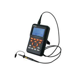 Draagbare oscilloscoop met USB - aansluiting