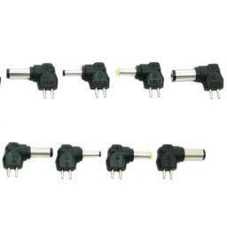 Set haakse plugs voor Ohmeron voedingen (uitgezonderd GS1040L en GS1090)