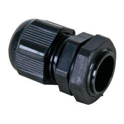 Waterdichte kabelwartel 10-14mm zwart
