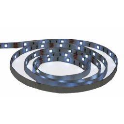 Flexibele ledstrip IP44 - Wit - 30 LEDs - 1 meter - 6000k