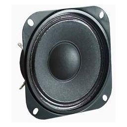 Visaton middentoon luidspreker 10cm (4'') 80/100W 8 Ohm