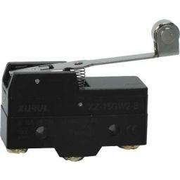 Grote microswitch met rolhendel  (ON)-ON MSG-002