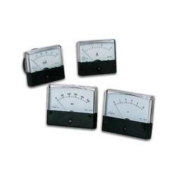 Analoge paneelmeter 30A DC / 60 x 47mm - Met shunt