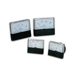 Analoge paneelmeter 30V DC / 60 x 47mm