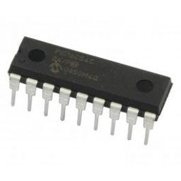 2Kx14 Flash 16I/O 20MHz DIP18