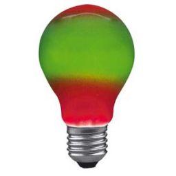 Multicolor - E27-socket - 25W - d=55mm / l=95mm