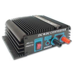 10A spanningsomvormer 24VDC naar 12VDC