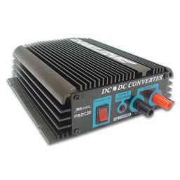 20A spanningsomvormer 24VDC naar 12VDC