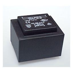 Printtransformator 4,8VA 2x6V 2x400mA