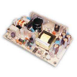 Meanwell Open Frame voeding -3 uitgangen 40W +5V/+12V/-5V.