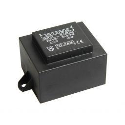 Printtransformator 10VA 2x 18V 2x 277mA