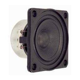 "Visaton breedband luidspreker 8cm (3,3"") 30/50W 8 Ohm"