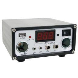 10A - 12VDC Laadregelaar