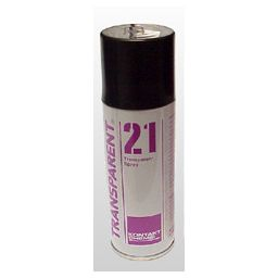 TRANSPARANT 21 - 200ml - Transparant spray