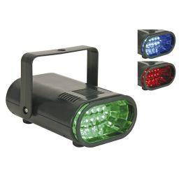 Stroboscoop met RGB LEDs