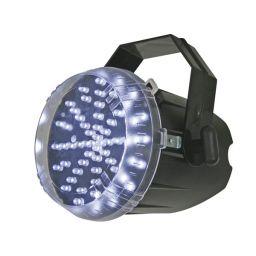 Witte LED stroboscoop - 60 LEDs