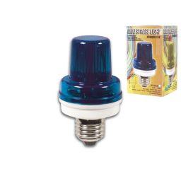 Mini Flitslamp Lichtblauw - 3,5W - E27 fitting