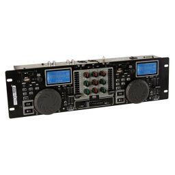 USB/SD speler met audiomixer * **