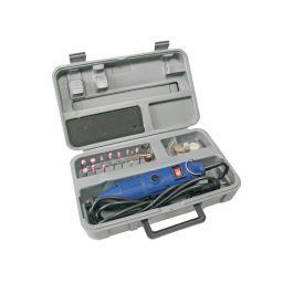 Elektrische precisieboormachine & graveerset met 40 accessoires