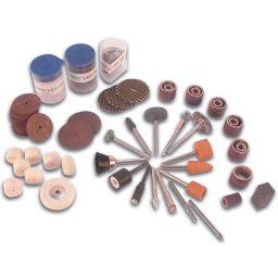 Boor- en slijpaccessoires - 125 stuks